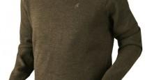 Seeland Essex sweater brown